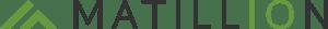 Matillion Logo Horizontal (dark)